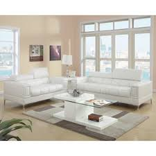 modern white living room furniture.  Living 2 Piece Living Room Set Throughout Modern White Furniture A