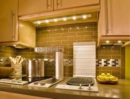 Kitchen Cabinet Lighting Kitchen With Under Cabinets Lighting Under Cabinet Lighting Ideas