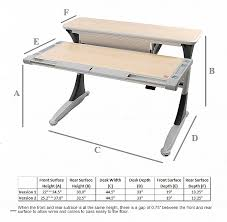 office desk depth. Dimensions Best For Office Beautiful Height Of Average Desk 18 Standing Reception Stunning A Fice Bookcase Storage Depth