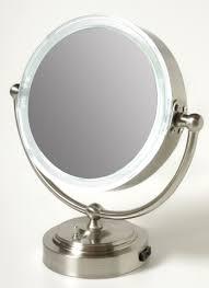 magnifying makeup mirror. makeup mirror lighted | conair magnifying