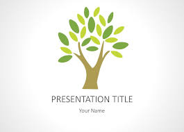 Tree Powerpoint Template Tree Powerpoint Background