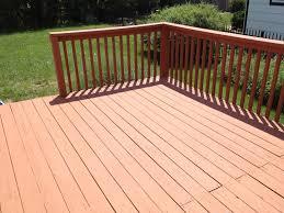 deck paint colorsHandy in KS Behr Deckover Review