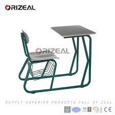 school furniture type and wood mdf with melamine board material table