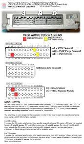 integra swap ls to gsr honda tech obdi pinout technet ff squad com wiring obd1 htm