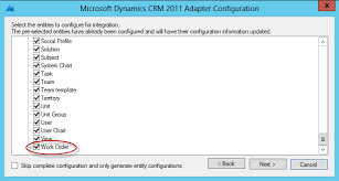 Dynamics Crm Connector Issue With Custom Nav Tables Microsoft