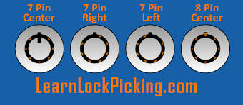 Vending Machine Lock Pick Beauteous Tubular Lock Pick 448Pin Left 448Pin Right And 48Pin Center