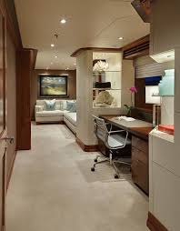 wonderful small office. Wonderful Small Home Design With Cozy Atmosphere And Stylish Look: Playful Living Area Office I