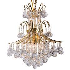 antique swarovski crystal chandelier