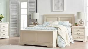 Charming Victoria 4 Piece Queen Bedroom Suite