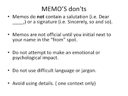 Memo To Board Of Directors Custom Office Communication For Students 32