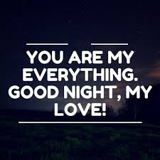 Goodnight I Love You Quotes Gorgeous 48 UNFORGETTABLE Good Night My Love Text Messages BayArt