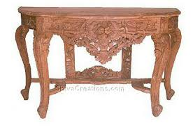 indian carved dining table. zoom indian carved dining table
