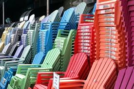 adirondack chair resin. Adams Big Easy Adirondack Chair Exclusive Ideas Stacking Chairs Plastic Patio Amazing Outdoor Furniture Resin Ottoman .