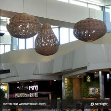 gorgeous extra large ceiling light shades woven cane pendant light within extra large pendant lighting