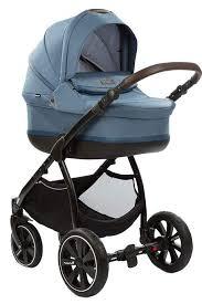 Купить <b>коляска</b>-<b>люлька Noordi</b> Sole Sport Denim 830, цены в ...