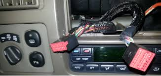 2005 ford excursion radio wiring diagram 2005 factory stereo wiring plugs ford truck enthusiasts forums on 2005 ford excursion radio wiring diagram