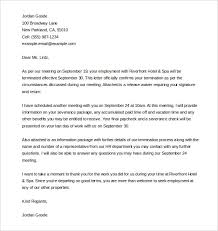 How To Write A Termination Letter To Employee 8 Termination Letter Templates Doc Free Premium Templates