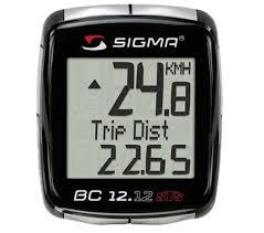 <b>Велокомпьютер Sigma Sport BC</b> 12.12 STS