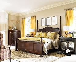 Brown And Yellow Bedroom Ideas