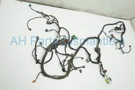 honda civic engine wiring harness solidfonts 240 2000 honda civic hx engine wire harness at 32110 p2m a60