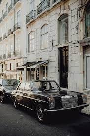 HD wallpaper: An old Mercedes Benz ...