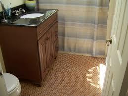 Glass penny tile bathroom floor tile flooring design corkdotz modwalls cork mosaic  tile penny round modwalls