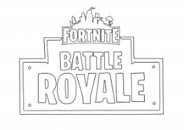 Home » printable library » free printable fortnite coloring pages. Fortnite Battle Royale Free Printable Coloring Pages For Kids