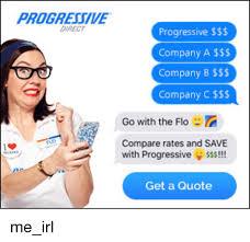 Progressive Get A Quote Impressive PROGRESSIVE DIRECT Progressive Company A Company B SS