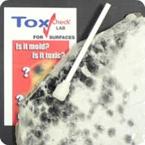 black mold detector.  Black ToxCheck Kit  Identification Of Stachybotrys Black Mold And Other  Molds Results Emailed To You Only 3595 One Swab Does It All On Black Mold Detector