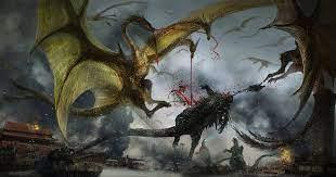 Wallpaper : Godzilla, King Ghidorah ...