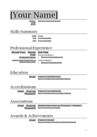 Microsoft Office 2010 Resume Templates Download Resume Wizard Office 2010 Resume Examples Resume Template