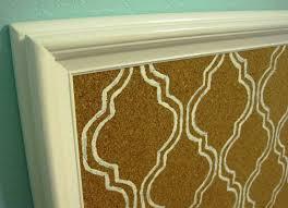 Decor  Decorative Cork Bulletin Board Good Home Design Cool To Decorative Bulletin Boards For Home