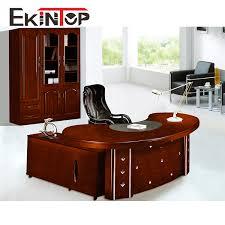 professional office desk. Professional Office Furniture Half Round European Style Semi Circle 100% MDF Executive Desk F