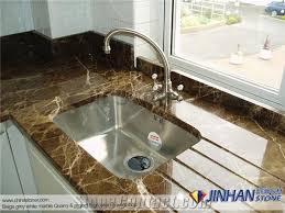 spain emperador dark marble slabs fabricated kitchen countertops used for kitchen desk tops kitchen worktops