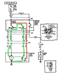 wire wiper motor into wire plug page com in this image the wiper motor is in the park position the internal park switch trips grounding the low speed motor connection to ground through the wiper