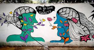 Small Picture Street Art in Bangalore LBB Bangalore