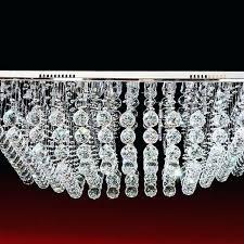 modern square ceiling light modern square rain drop crystal chandelier ceiling light modern square flush mount