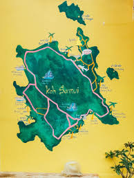 How Big Is Koh Samui We Compared Youll Be Surprised