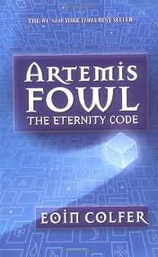 the eternity code artemis fowl book 3 colfer eoin