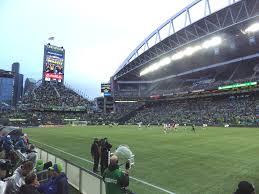 Seattle Sounders Centurylink Field Seating Chart Centurylink Field Seattle Sounders Stadium Journey