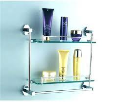 towel bar and shelf shelf with towel bar bathroom shelf with towel bar glass shelf towel