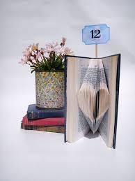 finished folded book art tutorial 2