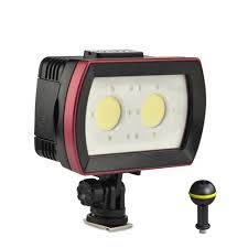 West Durable Lighting Us 118 96 41 Off Sea Frogs Sl 21 Durable Led Diving Light 7000 7500k Underwater Fill In Lamp 2leds 40m Waterproof With White Red Blue Lights In