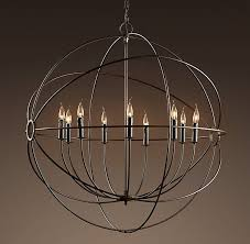 chandelier outstanding large orb chandelier orb chandelier with crystals orb black iron chandeliers with black