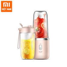 Máy Xay Sinh Tố cầm tay Xiaomi Deerma Mini Juice Blender Tiện Dụng thông  minh, DEM-NU05 - Chính hãng