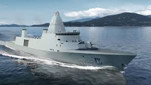 Phased Array Radars Phased Array Radar Scans Canadian Surface Combatant Cansec2016d1