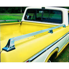 F-100/F-250/F-350 Top Side Bed Rail Kit For 6-3/4' Styleside Bed ...