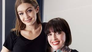 gigi hadid s go to makeup artist lands maybelline deal los angeles times