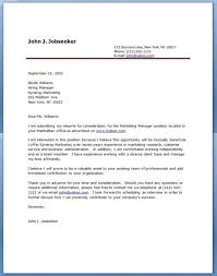 cover letter with resume examples sample of cover letter for resume
