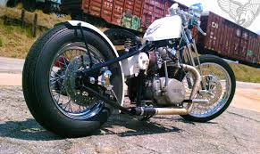 reader rides tony s xs650 bobber bikermetric